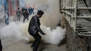Türkische Armee tötet 18 kurdische Kämpfer