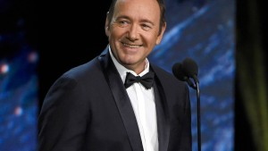 Anklage gegen Kevin Spacey