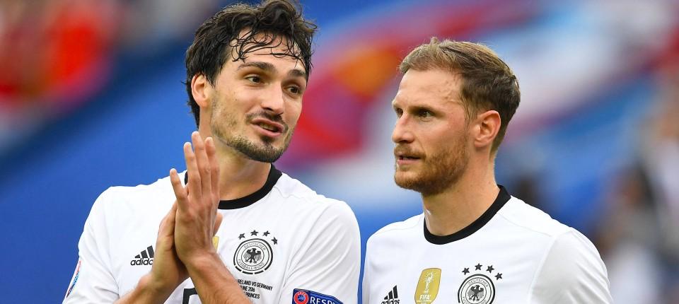 Deutschland Spielt Mit Dreierkette Gegen Italien Bei Em 2016