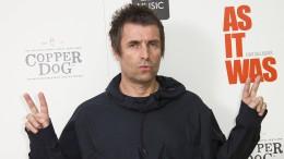 Oasis-Sänger Liam Gallagher schlägt sich als Premierminister vor