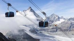 """""""Die Alpen sind unser Frühwarnsystem"""""""