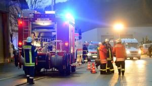 Ermittler suchen nach Brandursache