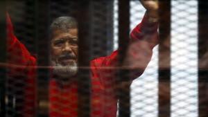 Mursi starb offenbar an Herzinfarkt