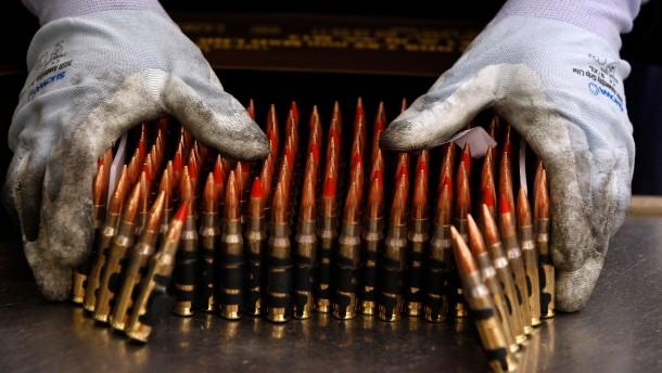 Staatsschuldenkrise trifft Rüstungsindustrie