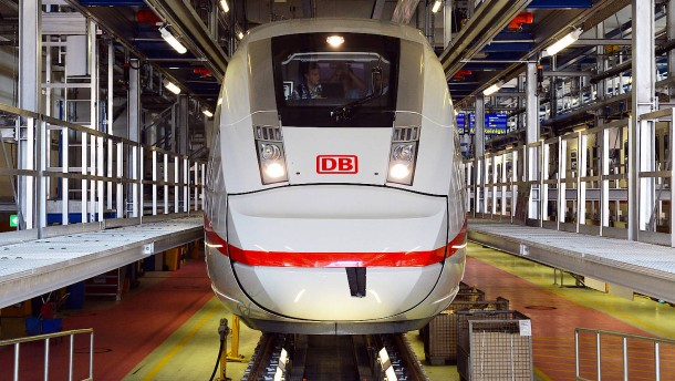 """Bahn findet Fernzug-Störungen """"alles andere als ungewöhnlich"""""""