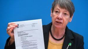 Unionsfraktion: Klimaschutzplan gefährdet Deutschland