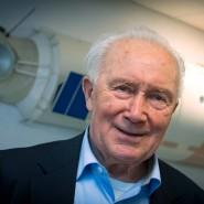 Deutschlands erster Raumfahrer Sigmund Jähn im März 2019