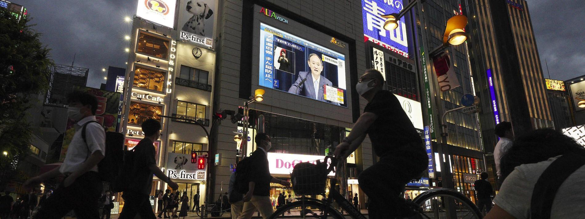 Wahl in Tokio schwächt Japans Premier Suga