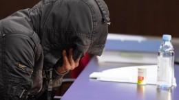 Lebenslange Haft für Mord an eigener Tochter