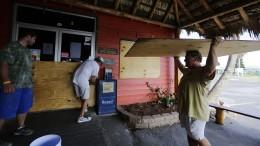 """Texas bereitet sich auf Hurrikan """"Harvey"""" vor"""