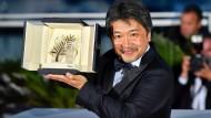 Goldene Palme für japanischen Film
