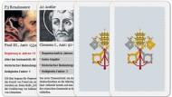 Auf der Suche nach dem Super-Papst