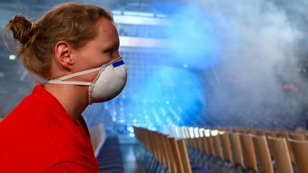 Aerosolforscher fordern mehr Maßnahmen gegen Virus in Innenräumen