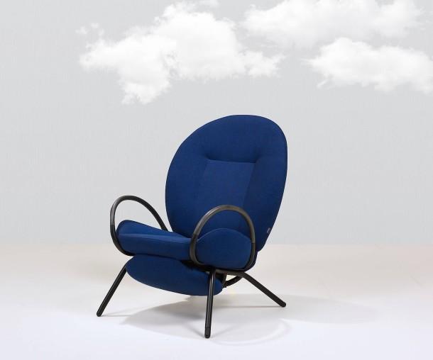 design messe 2016 kortrijk stuhl cloud von bart lens f r indera. Black Bedroom Furniture Sets. Home Design Ideas