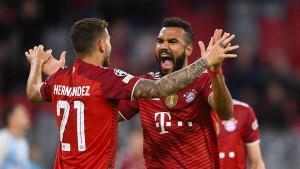 Spektakuläre Bayern lassen Kiew keine Chance