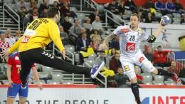 Frankreich vor Halbfinal-Einzug bei Handball-EM