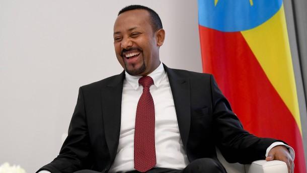 Äthiopiens Regierungschef erhält Hessischen Friedenspreis