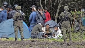 Lukaschenkos übles Spiel mit den Migranten