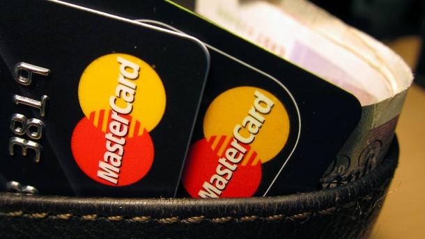 Milliardenklage gegen Mastercard