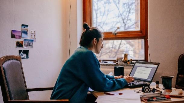 Das Homeoffice wird den Büromarkt verändern