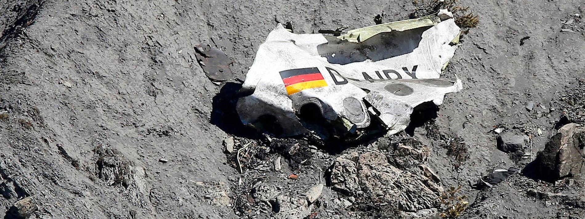 Der Germanwings-Absturz