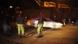Tote und Verletzte bei Anschlag in Nairobi