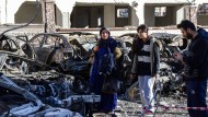 Autobombe in Viransehir explodiert