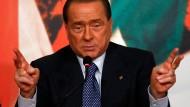Berlusconi: Für Deutsche haben KZs nie existiert