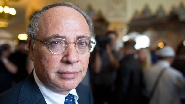 Graumann will als Präsident des Zentralrats der Juden aufhören