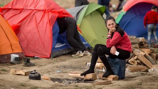 Keine Entspannung an der griechisch-mazedonischen Grenze