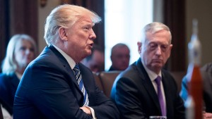 Trumps Regierung kündigt neues Verbot von Transgender-Rekruten an