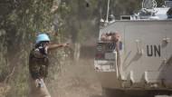UN-Sicherheitsrat verurteilt Entführung von Blauhelmen