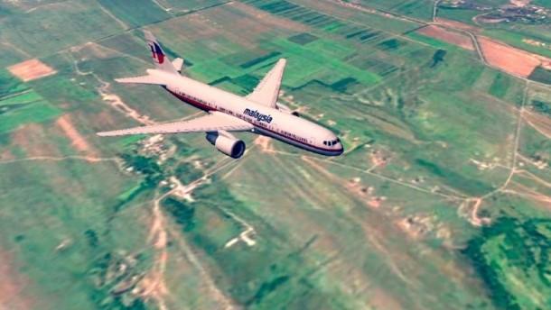 Der letzte Flug von MH17