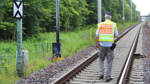 Bahnstrecke nach Hamburg immer noch komplett gesperrt