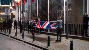 EU sieht keine Chance mehr für längere Brexit-Übergangsphase