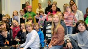 F.A.Z.-Leser helfen: Sonntagsgeschichten für Kinder