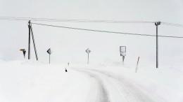 """""""Der Schnee geht bis zum Knie"""""""
