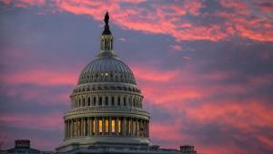 Kongress verhindert Regierungsstillstand