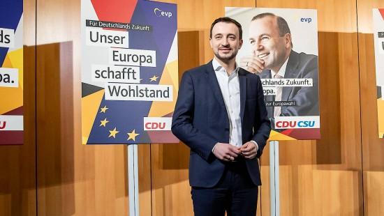 CDU setzt auf Sicherheit und Wohlstand