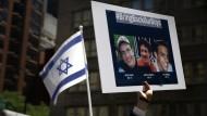 Israel tötet mutmaßliche Mörder dreier Jugendlicher