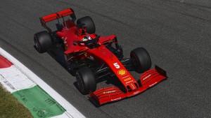 Ferrari erlebt erwartetes Desaster, Hamilton auf Pole