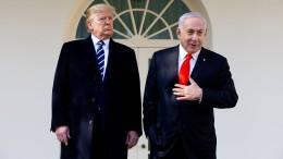 Trump will umstrittenen Nahost-Friedensplan vorstellen