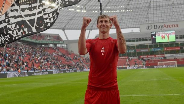 Perfekter Start für Leverkusen