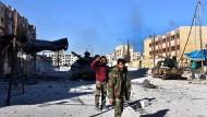 Assads Truppen nehmen Rebellen-Stadtteil ein