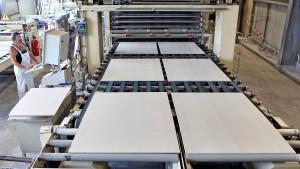 Gips-Hersteller Knauf bietet fünf Milliarden für USG