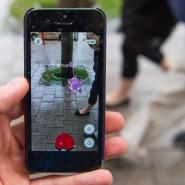 """So sieht die Welt neuerdings auf dem Smartphone aus. Dabei ist """"Augmented Reality"""" eine ernste Sache."""