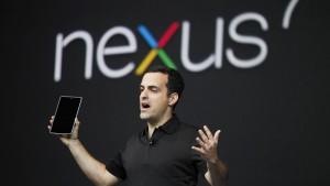 Google hat jetzt auch ein Tablet