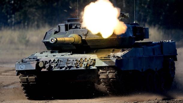 Deutschlands Vorzeigepanzer unterliegt im Kampf dem IS