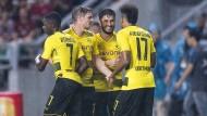 BVB gewinnt Test gegen Mailand