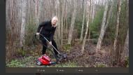 Die Finnen und ihre Kultur der Waldboden-Pflege? Finnische Twitter-Nutzer spotten über eine Aussage Donald Trumps.